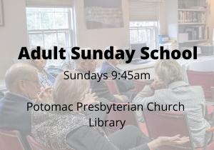 Adult Sunday School (2)